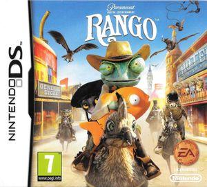 Cover for Rango.