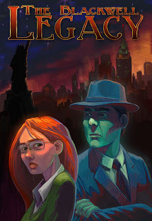 Cover for The Blackwell Legacy.