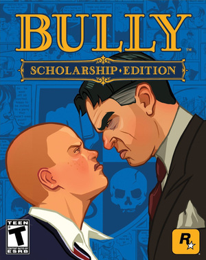 Cover for Bully.