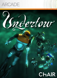 Cover for Undertow.