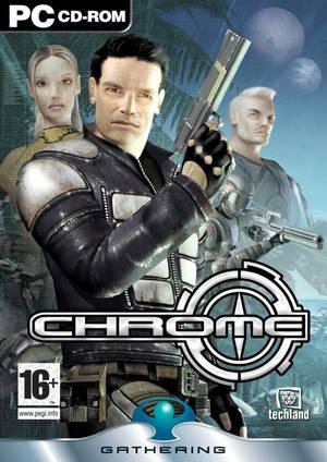 Cover for Chrome.
