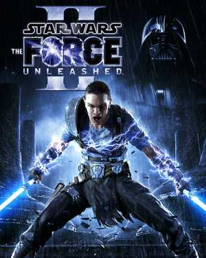 Cover for Star Wars: The Force Unleashed II.