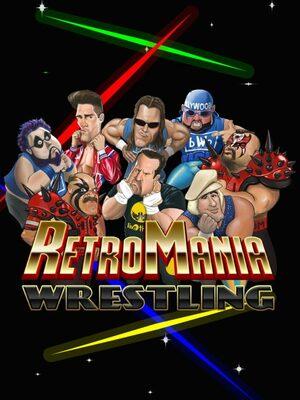 Cover for RetroMania Wrestling.
