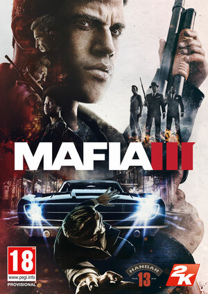 Cover for Mafia III.