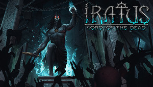 Cover for Iratus: Lord of the Dead.