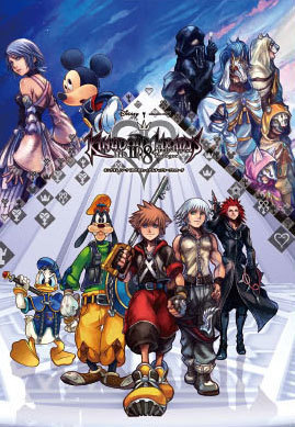 Cover for Kingdom Hearts HD 2.8 Final Chapter Prologue.