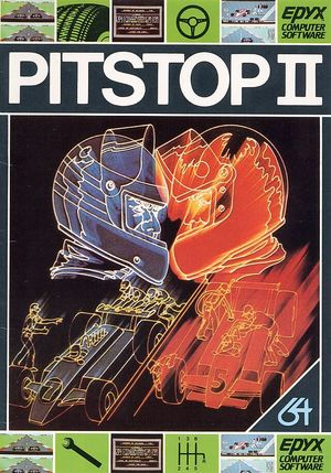 Cover for Pitstop II.