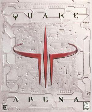 Cover for Quake III Arena.