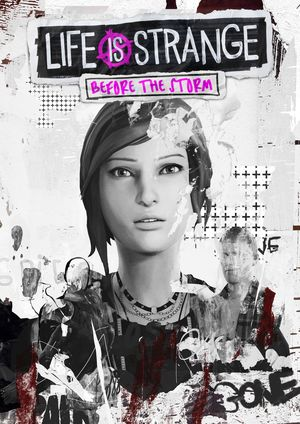 Cover for Life Is Strange: Before the Storm.