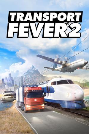 Cover for Transport Fever 2.