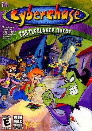 Cover for Cyberchase: Castleblanca Quest.