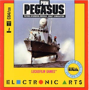 Cover for PHM Pegasus.
