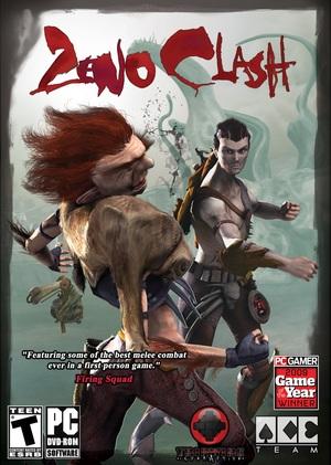 Cover for Zeno Clash.