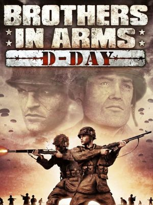 Cover for Brothers in Arms: D-Day.