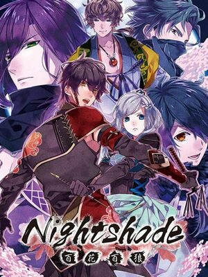Cover for Nightshade.