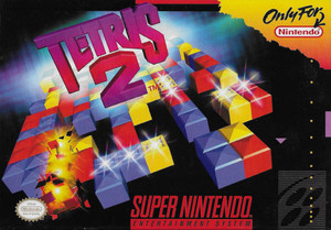 Cover for Tetris 2.