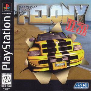 Cover for Felony 11-79.