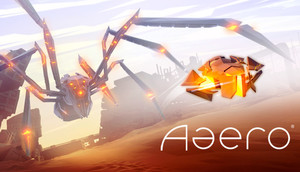 Cover for Aaero.