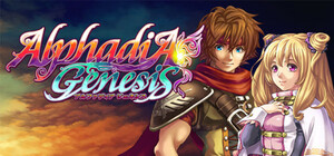 Cover for Alphadia Genesis.