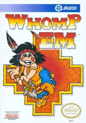 Cover for Whomp 'Em.