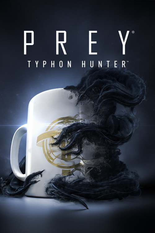 Cover for Prey: Typhon Hunter.