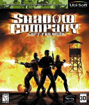 Cover for Shadow Company: Left For Dead.