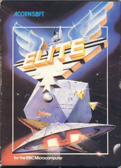 Cover for Elite.