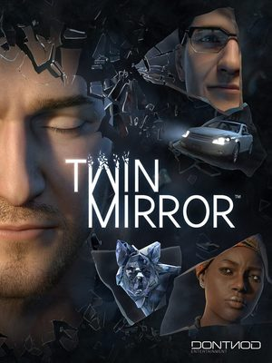 Cover for Twin Mirror.