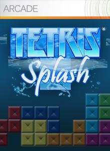 Cover for Tetris Splash.
