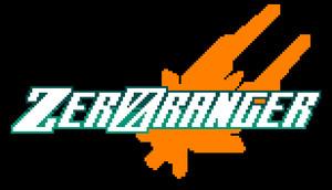 Cover for ZeroRanger.