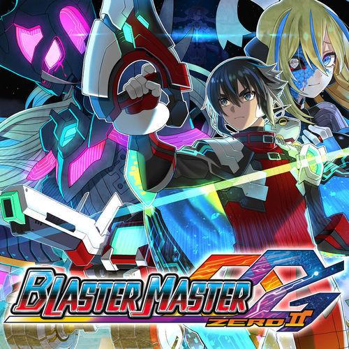 Cover for Blaster Master Zero 2.
