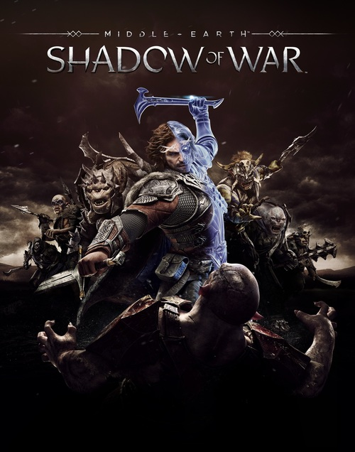 Cover for Middle-earth: Shadow of War.