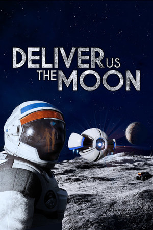 Cover for Deliver Us The Moon.