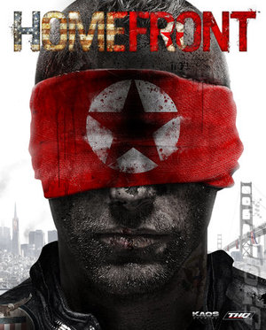 Cover for Homefront.