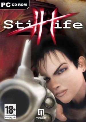 Cover for Still Life.