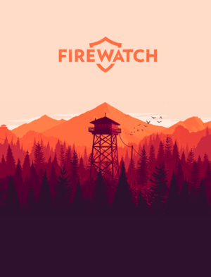 Cover for Firewatch.