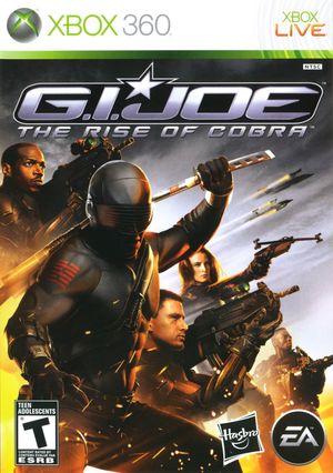 Cover for G.I. Joe: The Rise of Cobra.