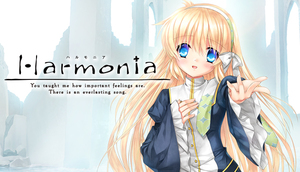 Cover for Harmonia.