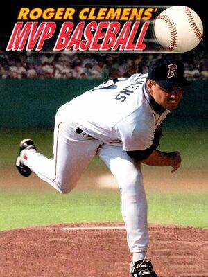 Cover for Roger Clemens' MVP Baseball.