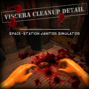 Cover for Viscera Cleanup Detail.