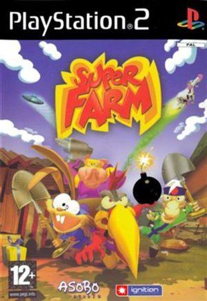 Cover for Super Farm.