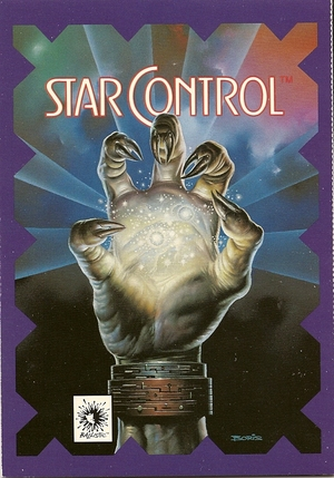 Cover for Star Control.