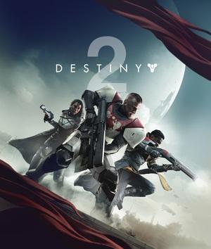 Cover for Destiny 2.