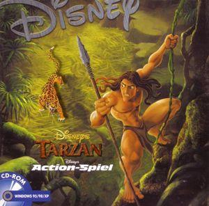 Cover for Disney's Tarzan.