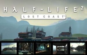 Cover for Half-Life 2: Lost Coast.