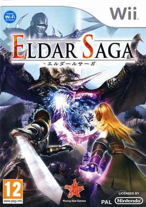 Cover for Valhalla Knights: Eldar Saga.
