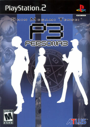 Cover for Shin Megami Tensei: Persona 3.