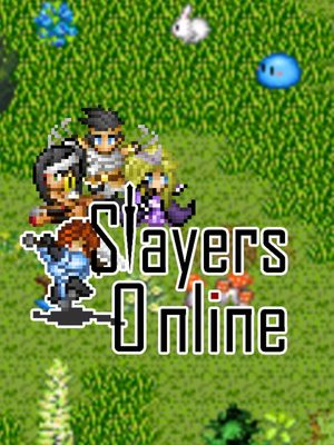 Cover for Slayers Online.