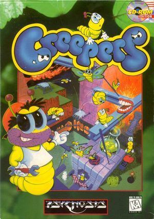 Cover for Creepers.