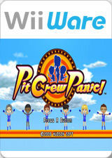 Cover for Pit Crew Panic!.